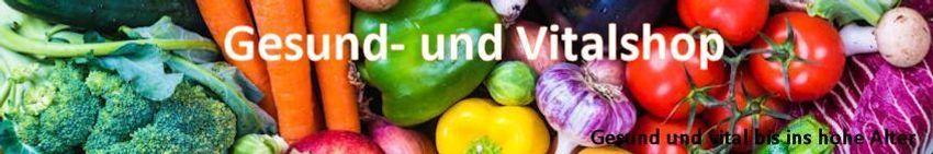 Zum Shop: Gesund- und Vitalshop