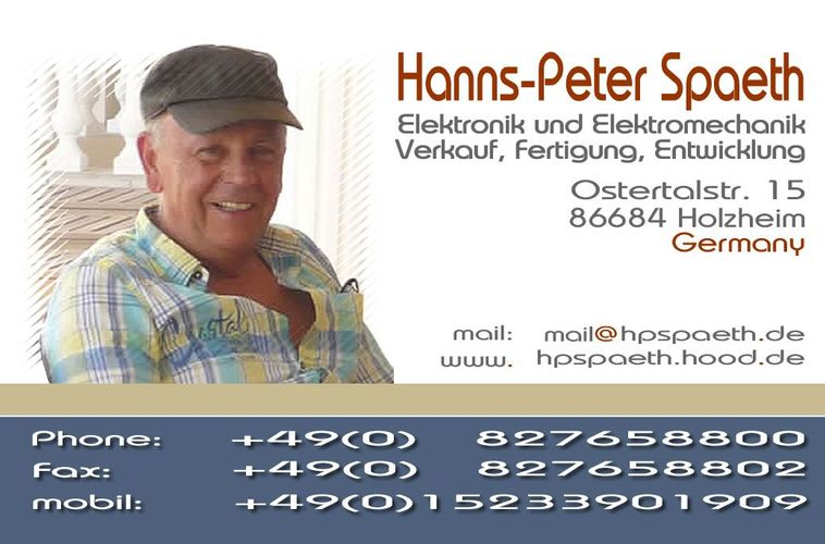 Hanns-Peter Späth