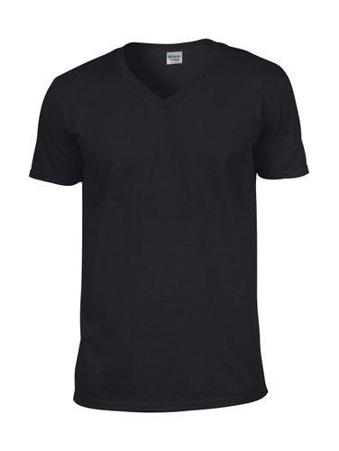 3er Pack Gildan Herren Premium V-Neck T-Shirt Baumwolle Öko-Tex S-2XL 41V00 NEU