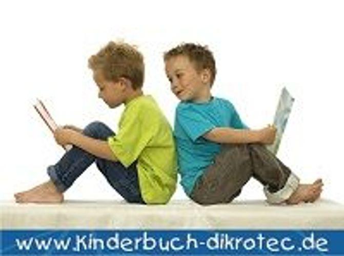 Zum Shop: Kinderbuch dikrotec