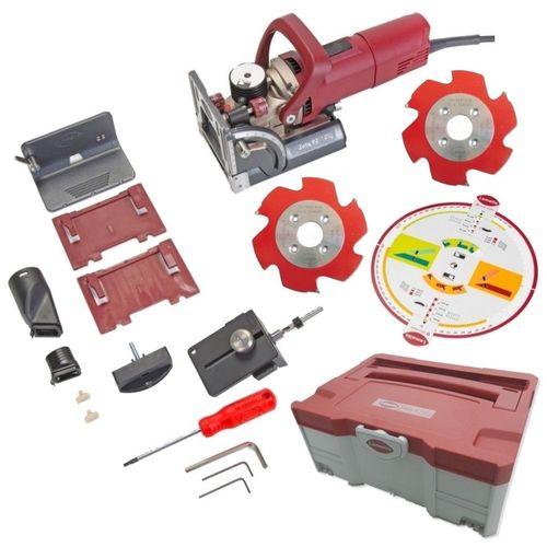 Lamello Zeta P2 Nutfräsmaschine 101402DSOMD + Fräser P