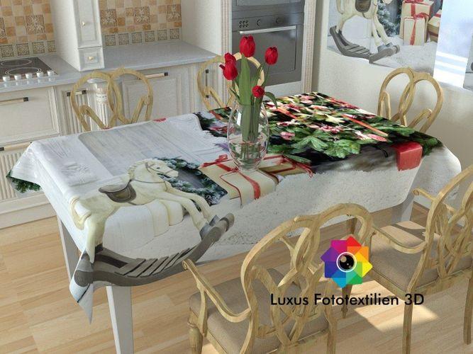 Foto Tischdecken individuell gestaltet Tischwäsche nach ...