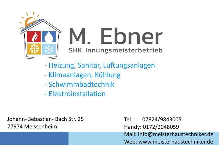 Meisterhaustechniker