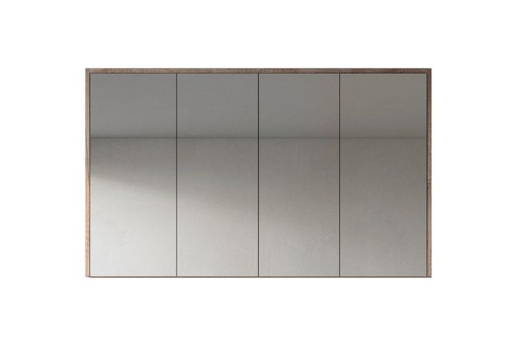 Spiegelschrank Indiana 120cm Nature Wood Schrank Spiegelschrank Spiegel Badezimmer Kaufen Bei Hood De