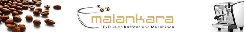 Malankara kaffee + maschinen