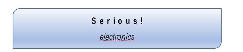 Zum Shop: serious electronics