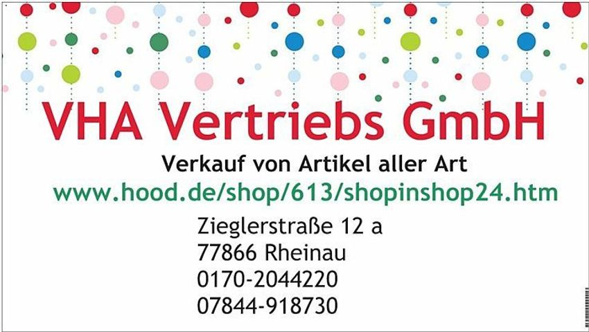 Zum Shop: shopinshop24