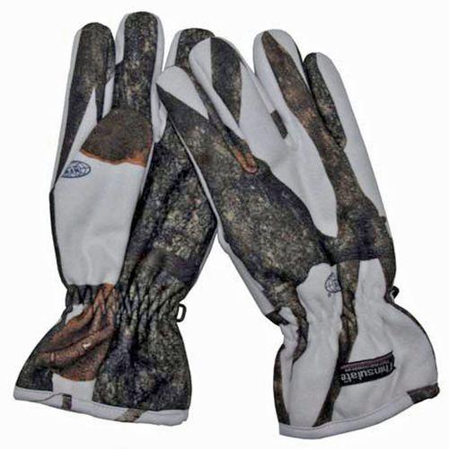 MFH Fleece-Fingerhandschuhe Thinsulate Fütterung