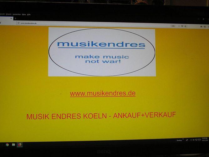 Zum Shop: musikendres