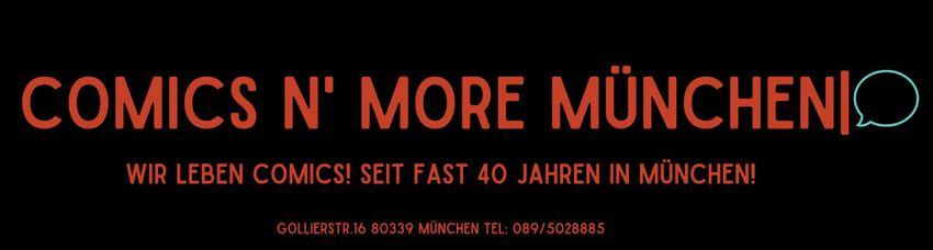 Zum Shop: Comics n´ more München
