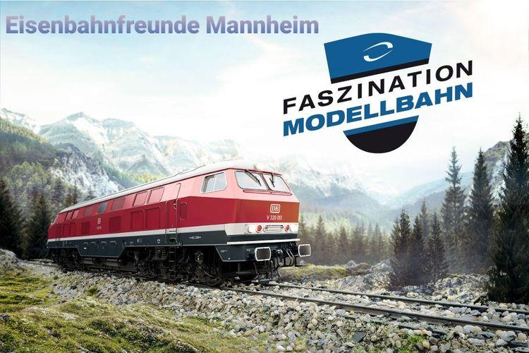 Zum Shop: Eisenbahnfreunde Mannheim