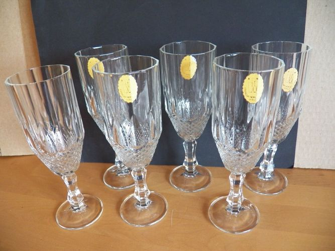 4er Set Weinglaser Cheers Crystal Mikasa