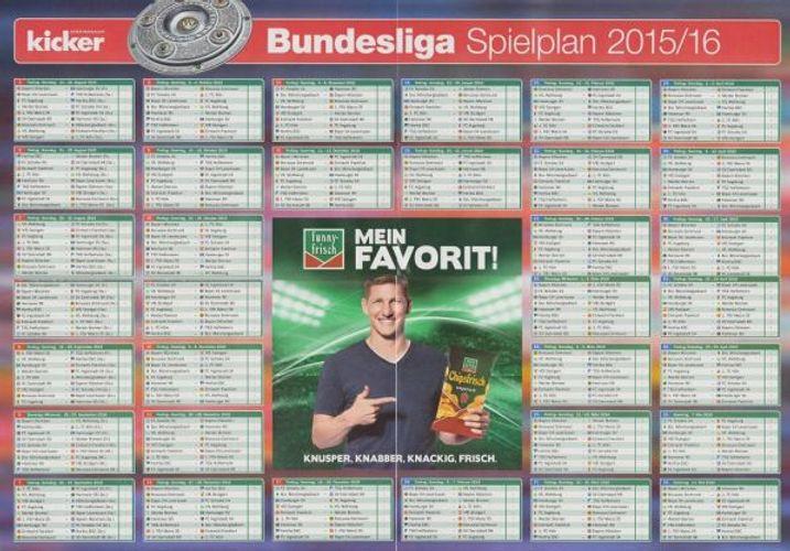 Spielplan Der 2 Bundesliga