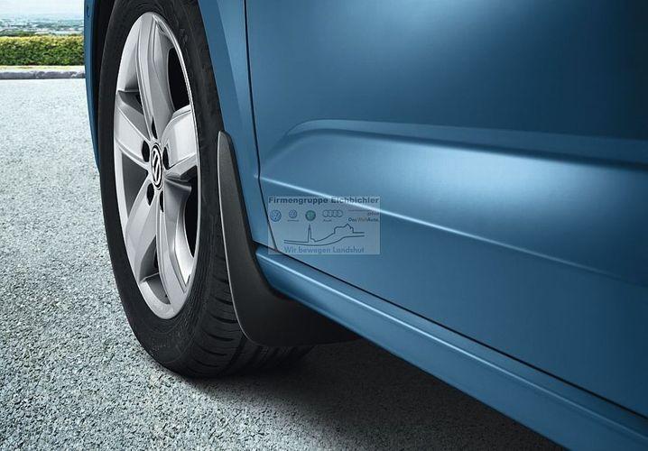 Original Volkswagen Satz Schmutzfänger hinten Touran NEU