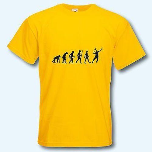 Evolution Volleyball S-XXXL T-Shirt Fun-Shirt