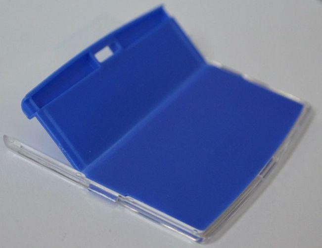 Ausweishülle Kartenhalter Ausweishalter aus Hartplastik neu