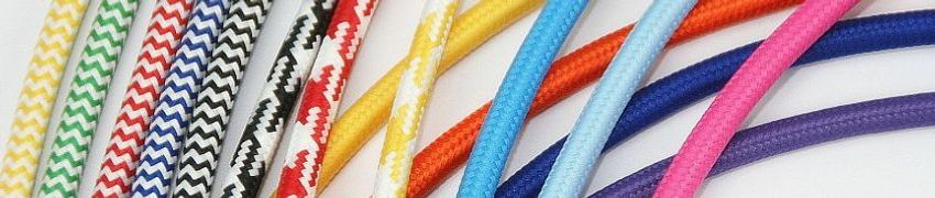 Textilkabel-Fachhandel