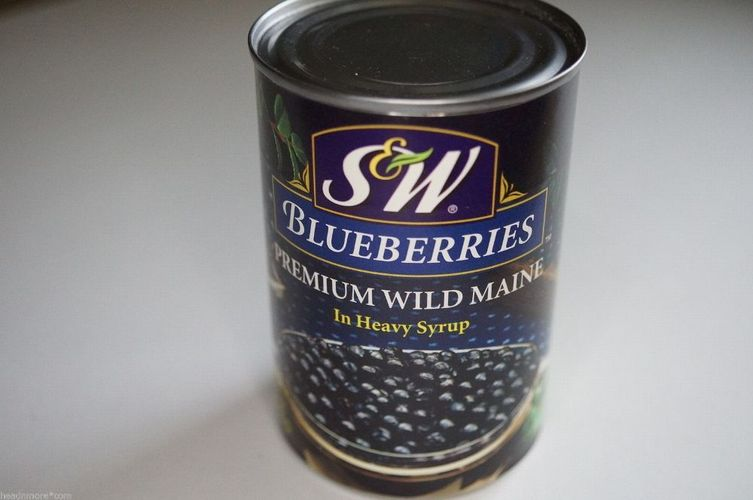 """Versteckdose Geheimversteck /""""S/&W Blueberries/"""" Dose zum Aufschrauben Geldversteck"""