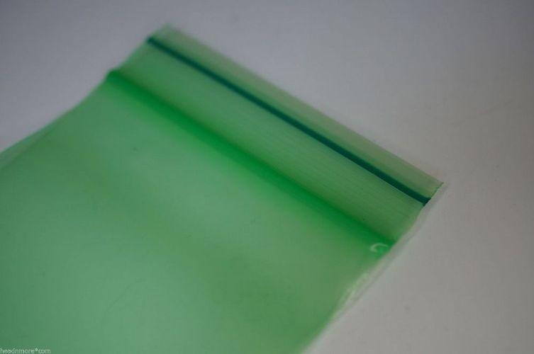 Zip Beutel 80x120mm 50µ transparent Druckverschlußbeutel Schnellverschlußbeutel