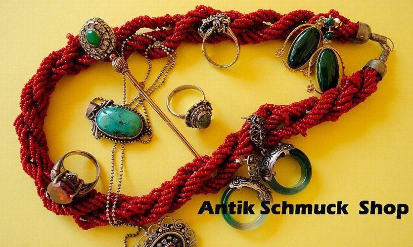 Zum Shop: Antik Schmuck Shop